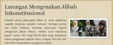 Larangan Mengenakan Jilbab Inkonstitusional