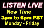Call the show toll free 3pm to 6pm when the show is live at: 888-971-SAGE (7243)
