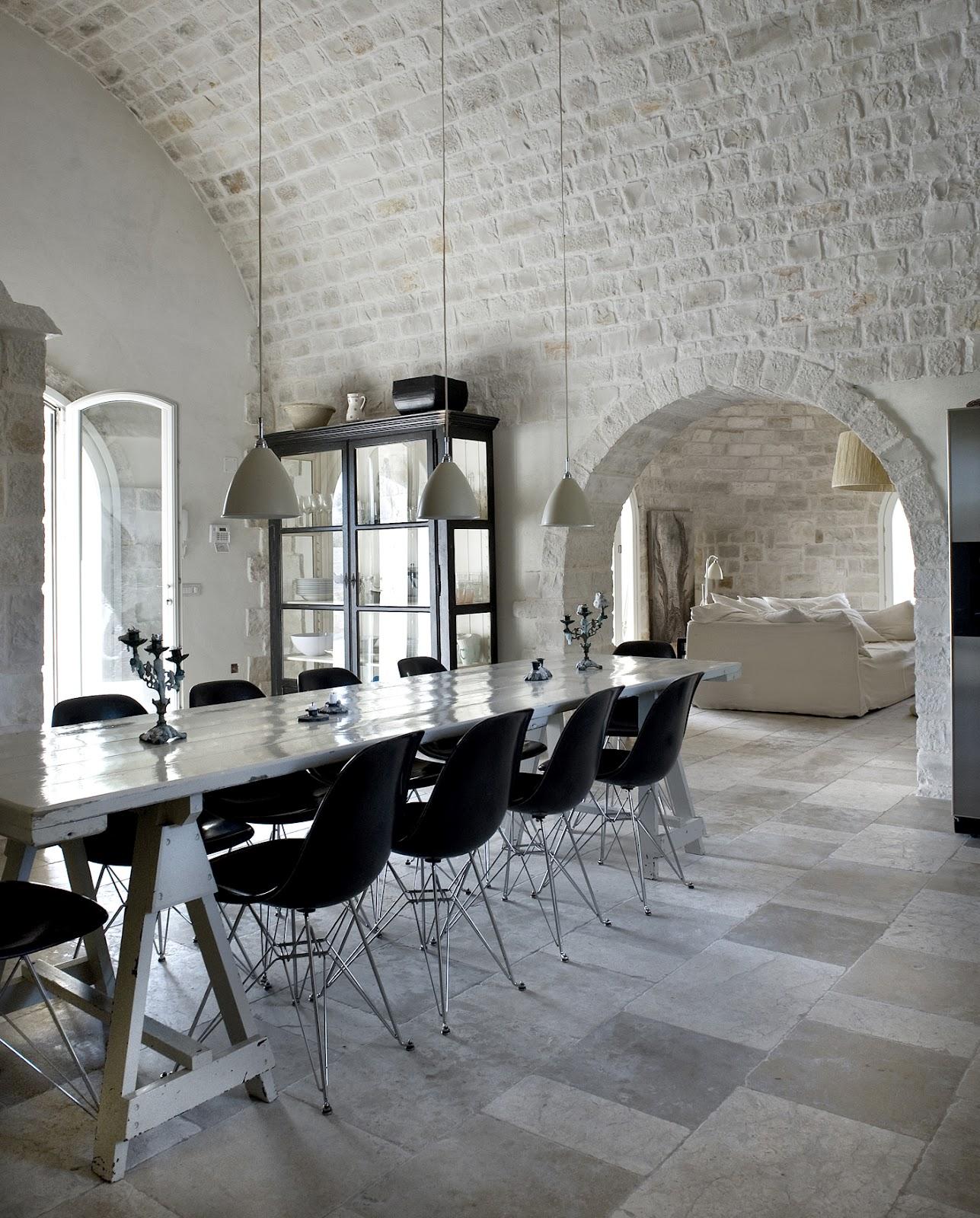 Hus Inspiration Inredning: Ett annorlunda hem....
