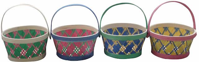 Bamboo Easter Basket5