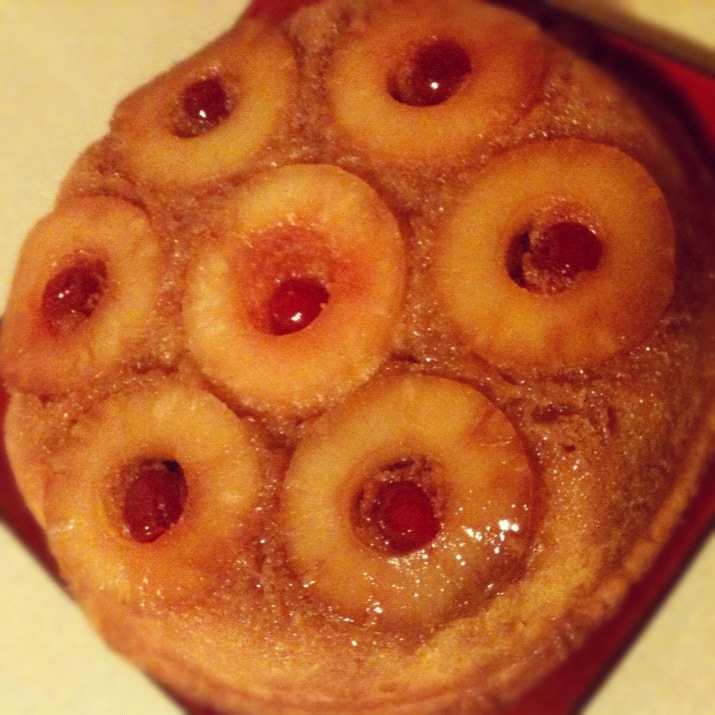 ... of Kitchen Girl: Cast Iron Skillet Pineapple Upside Down Cake