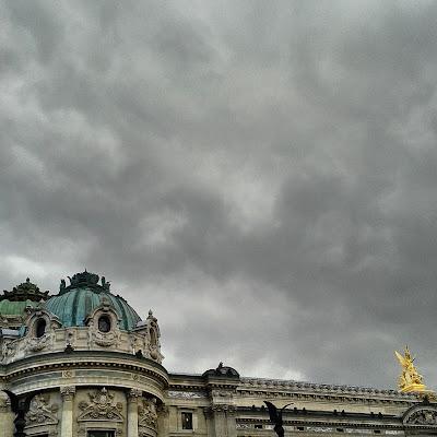 Opéra Garnier / Paris / Photos Atelier rue verte, le blog /