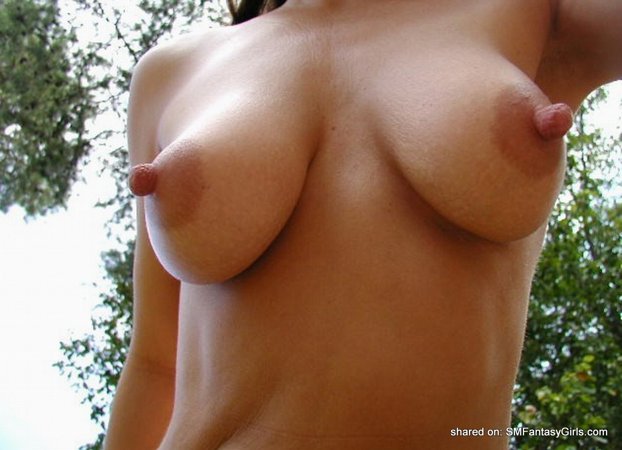 Girls with big long nipples