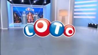 tirage du LOTO - plateau TV (capture d'écran)