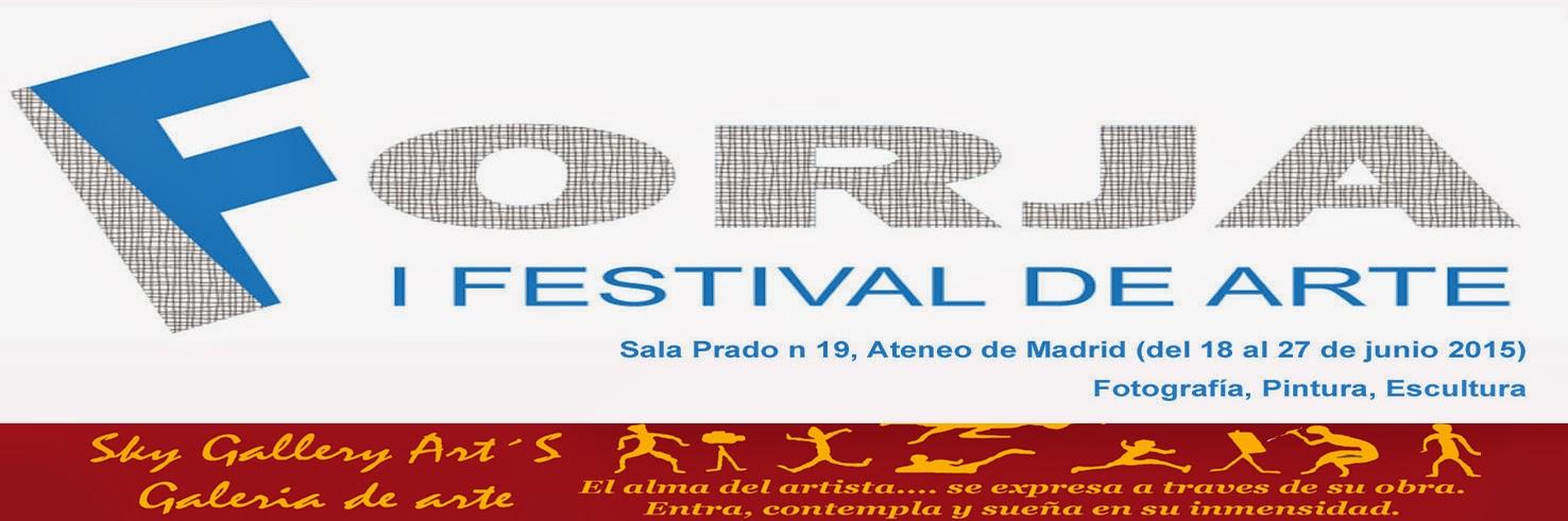FESTIVAL FORJA, MADRID 2015