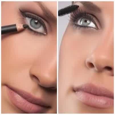 Tips Memakai Maskara dan Eyeliner