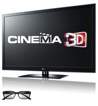 Smart TV - 3D