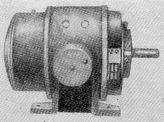 Брызгозащищенный электродвигатель