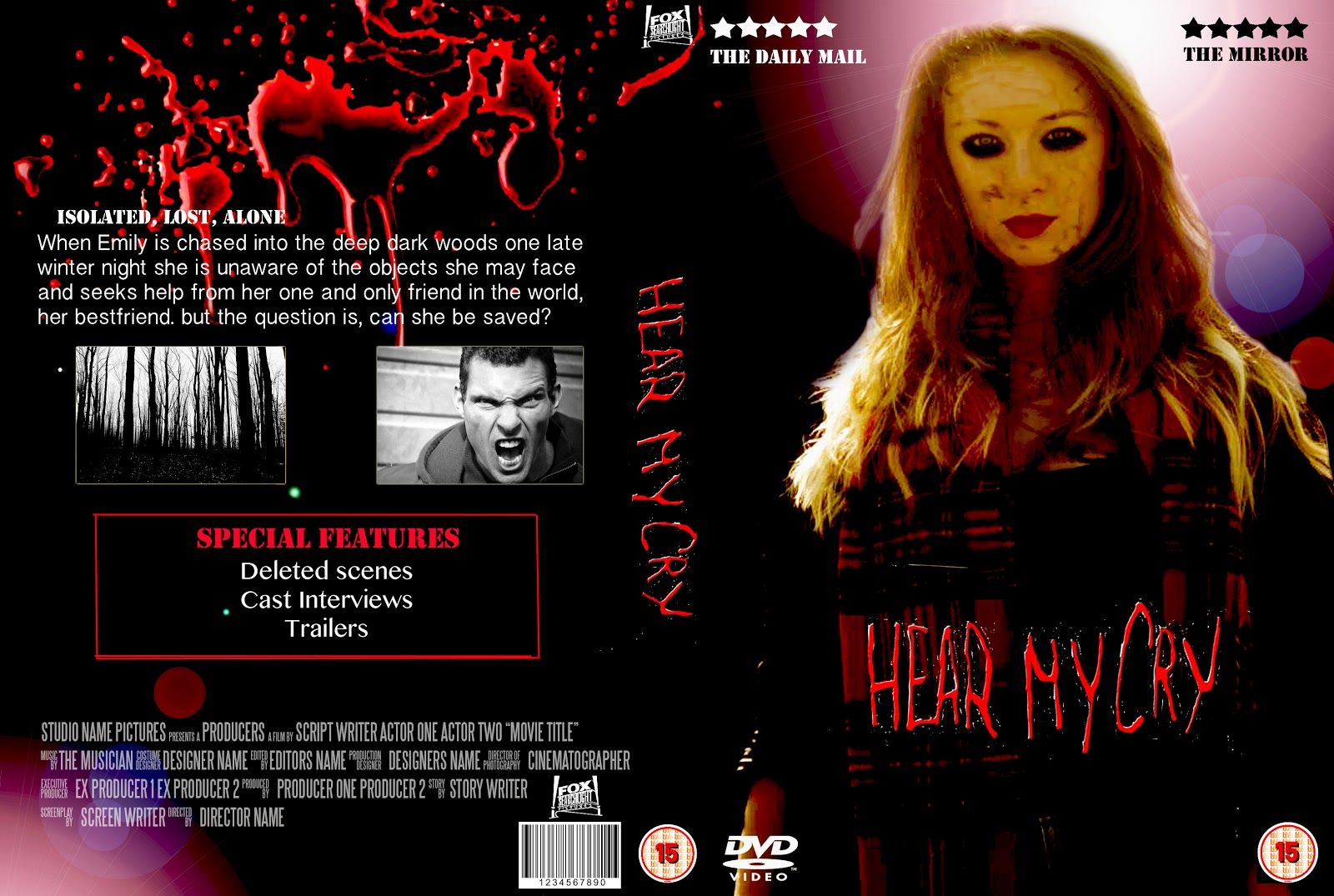 A2 Media: My DVD Cover