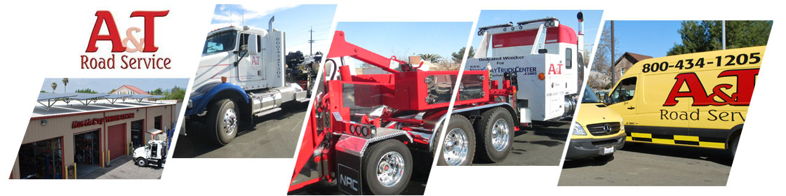 A & T Road Service and Towing