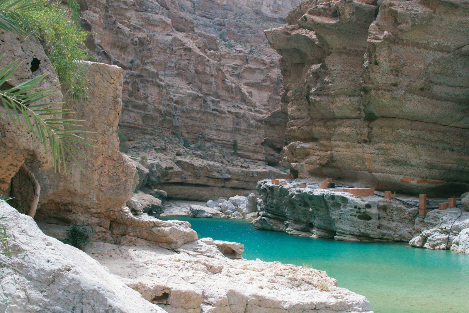 Travel Trip Journey : Wadi Shab Oman