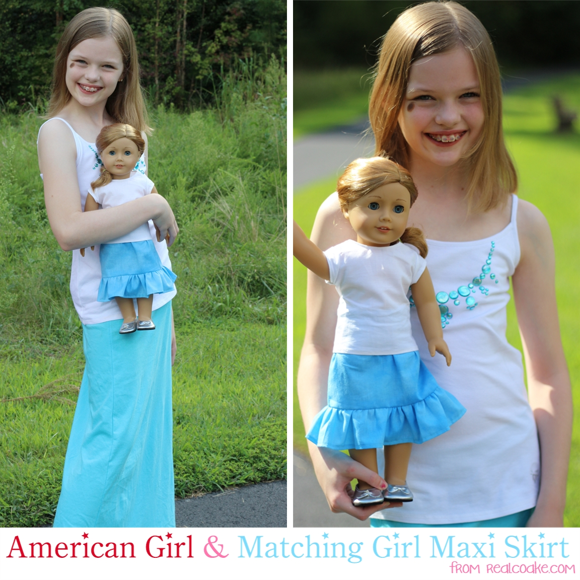how to make american doll clothes