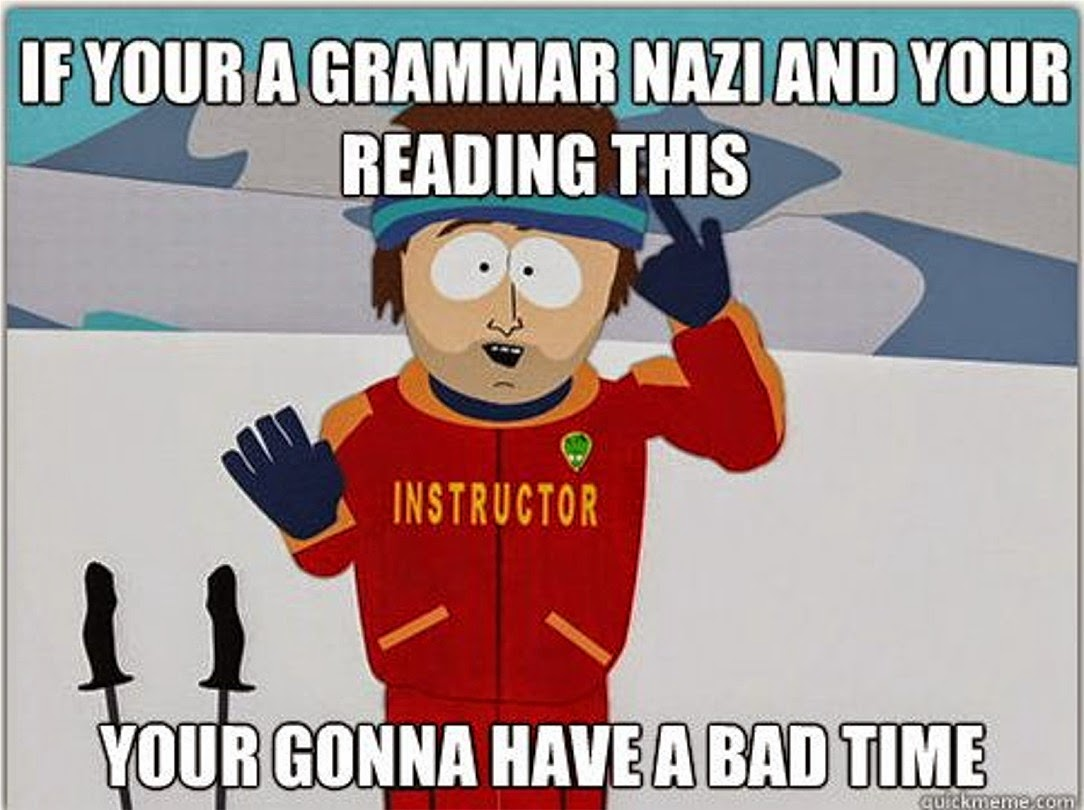 Is my grammar correct