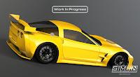 GTR3 Imagenes Corvette C6R 7