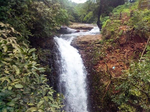Nangartas waterfall Amboli