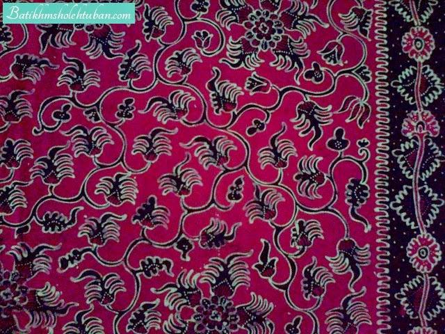 Kain Bahan Batik Tuban 1711A