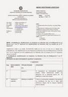 ΝΕΑ εγκύκλιος 22/8/19 - Αναδιάρθρωση & εξορθολογισμός της ύλης του Δημοτικού