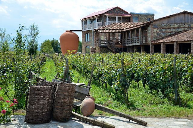 Georgia Tourism Regions Region in Georgia For Wine