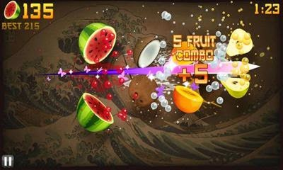 Download Free Game Fruit Ninja For PC