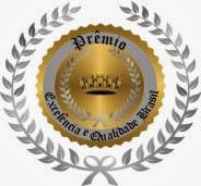 VENCEDOR PRÊMIO 2013
