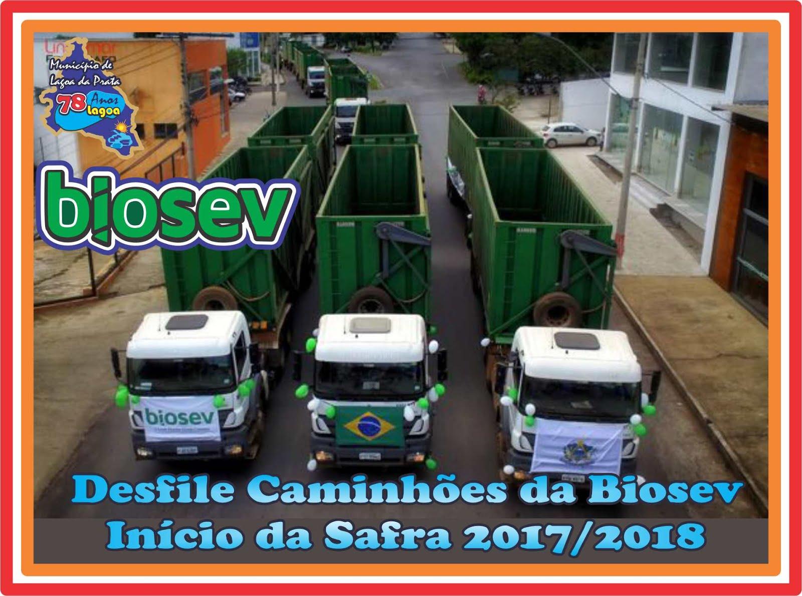 Biosev Comemoração do Início da Safra 2917/2018 em Lagoa da Prata