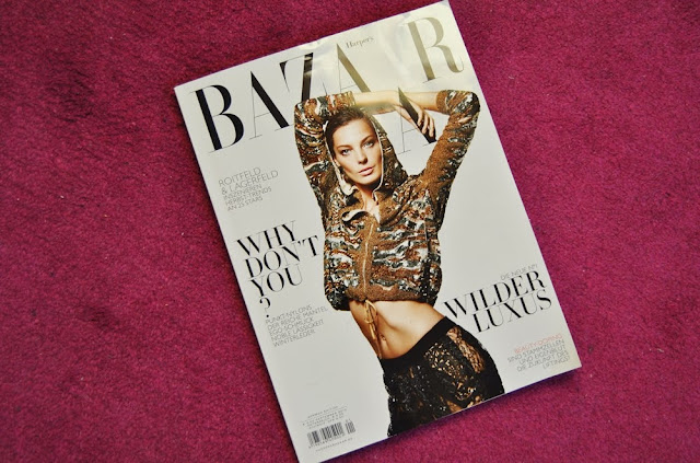 Harper's Bazaar Germany 1st issue