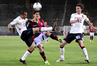 Bologna Cagliari 1-0 highlights