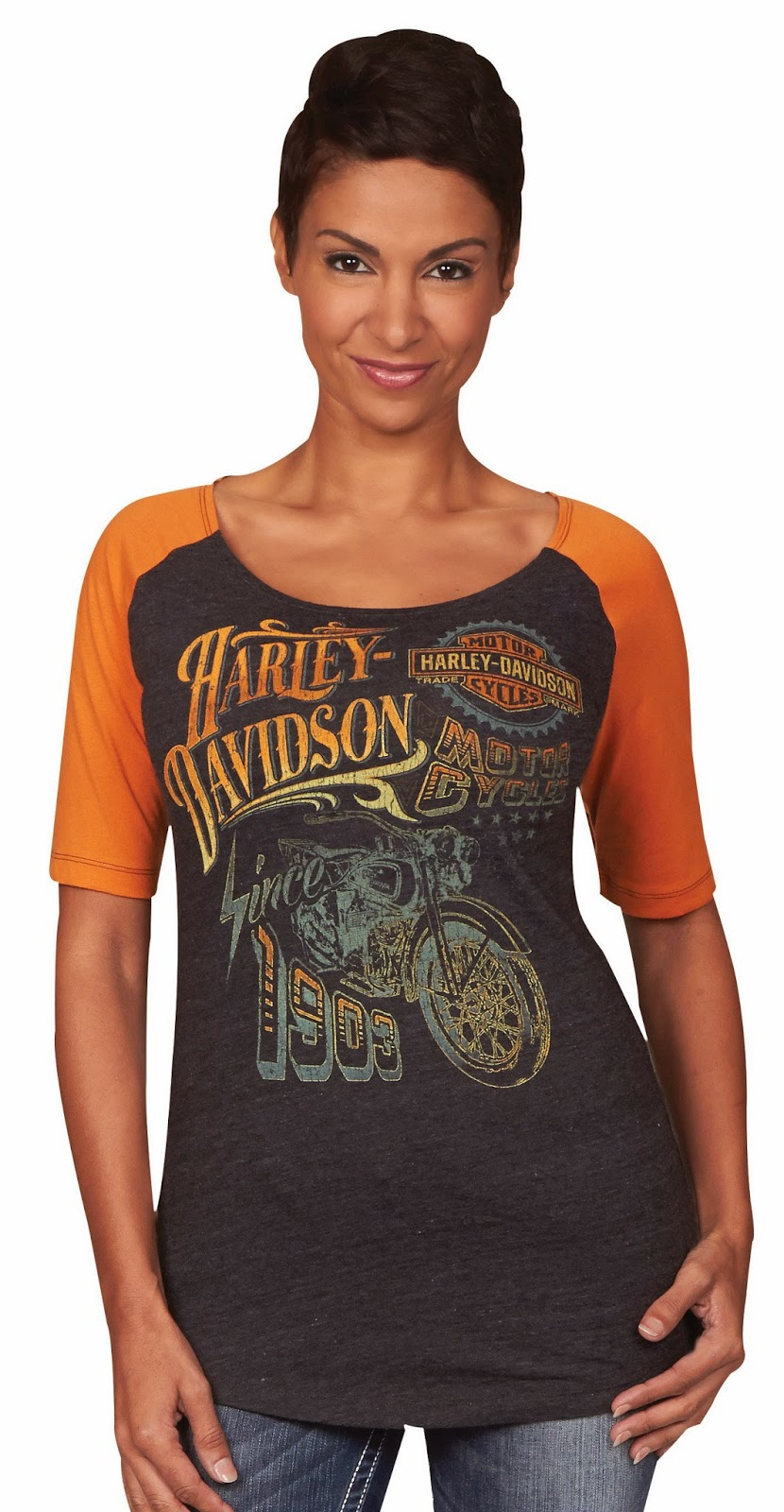Harley-Davidson Women's Tops