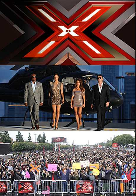 XFACTOR USA Panorama