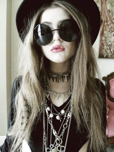 Madame macabre pastel goth y nu goth qu son de d nde - Hipster zimmer ...