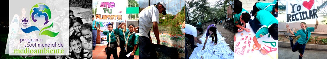 Programa Scout Mundial de Medioambiente Venezuela