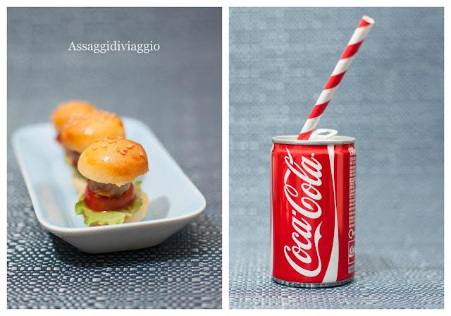 usa + montersino= mini hamburger di pollo di luca montersino