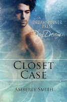 Closet Case by Amberly Smith, Cover art by Anne Cain