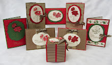 Christmas Blessings Stamp Class