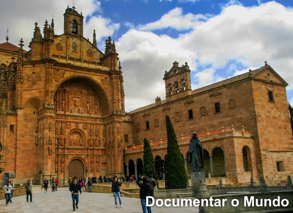 Igreja e Convento de San Esteban; Semana Santa em Salamanca