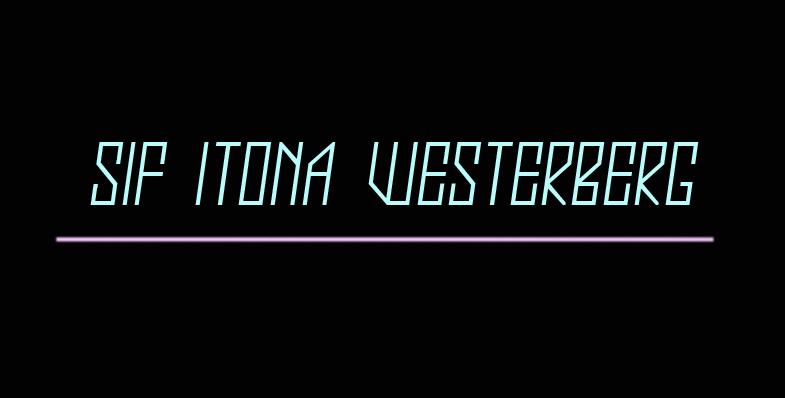 Sif Itona Westerberg
