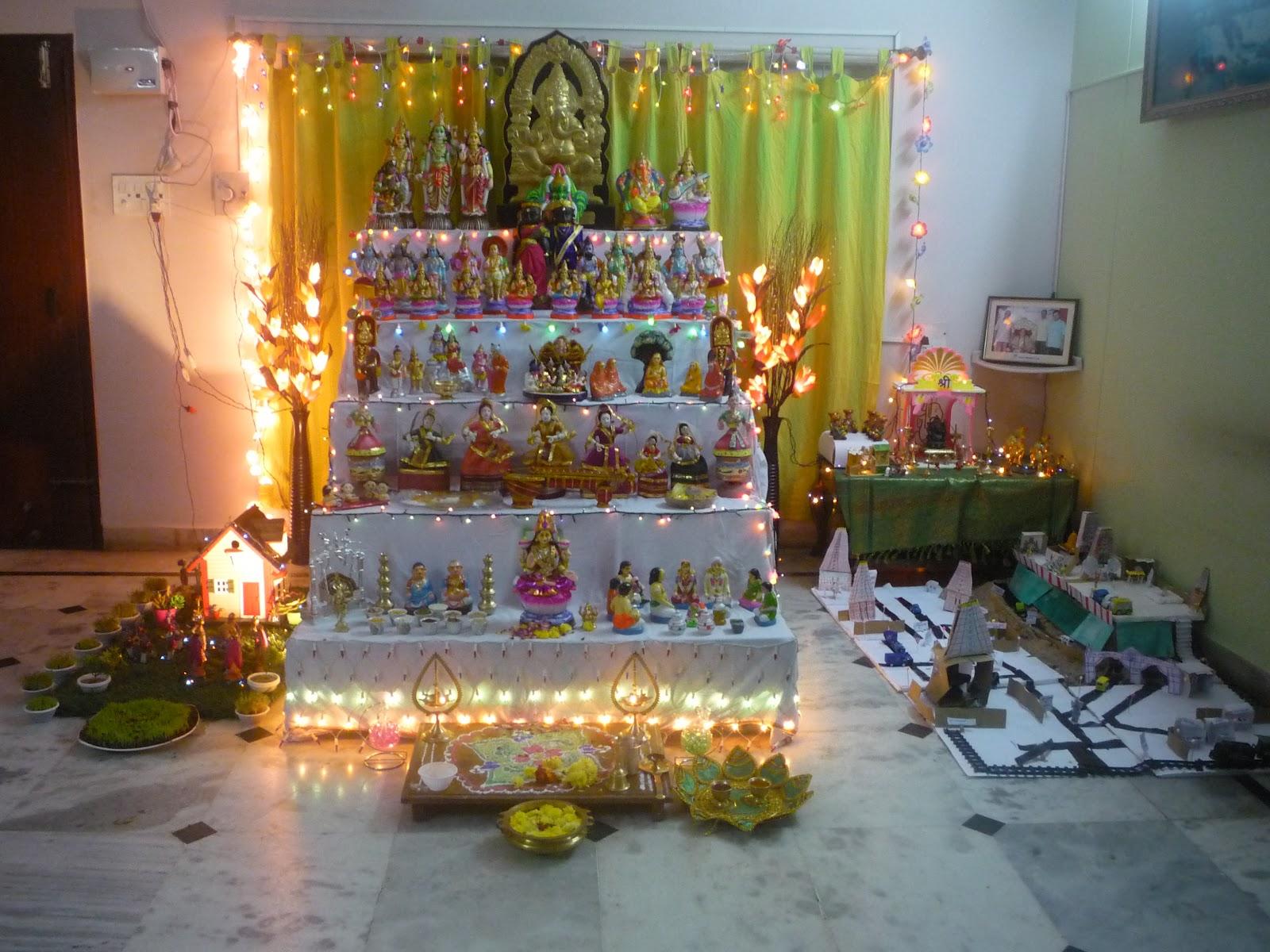 Golu Decoration Tips Avms Kitchen Navarathri Dussehra Dasara