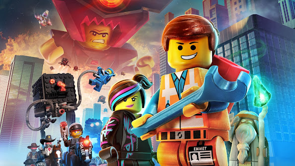 The Lego Movie Characters 6k