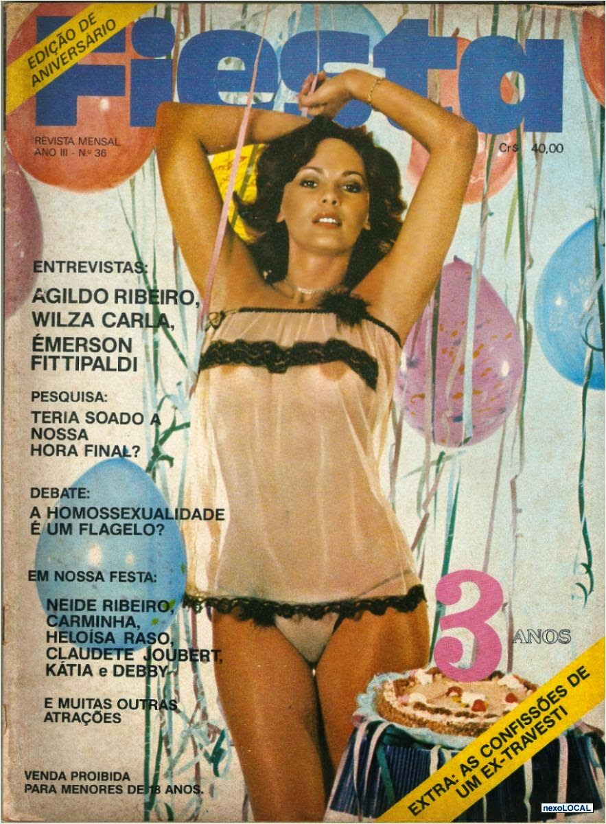 Neide Ribeiro Nude Photos 6