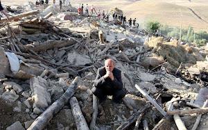 زلزله ی مشکوک در منطقه اتمی رژیم ضد بشری  قرائن و شواهد حاکی از مشکوک بودن این زلزله در   منطقه ی غ