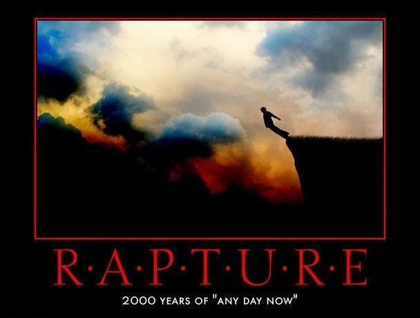 Funny Rapture 2000 Years Meme - Any day now