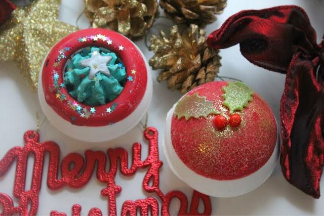 Bomb Cosmetics Christmas