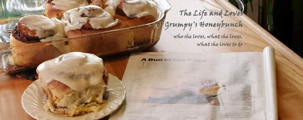 The Life & Loves of Grumpy's Honeybunch