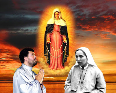 The Apparitions of Our Lady of Tears - Campinas - Brazil and The Jacarei Apparitions - SP - Brazil