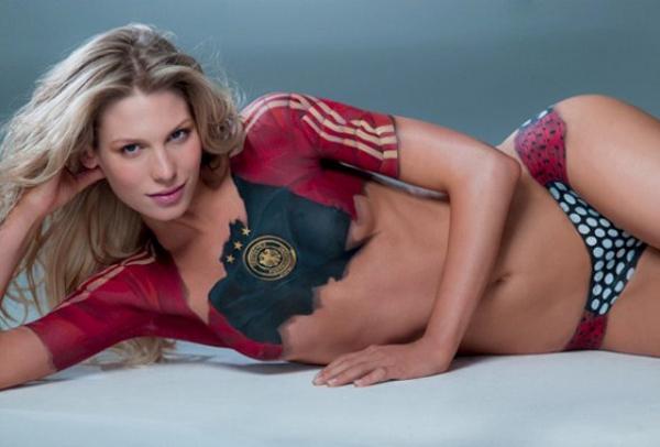 As Belas Mulheres Do Euro 2012