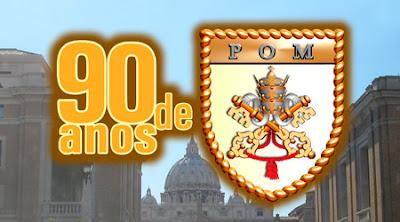Parabéns Pontifícias Obras Missionárias
