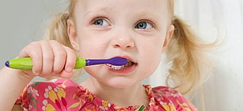 Anak Bermasalah dengan Gigi