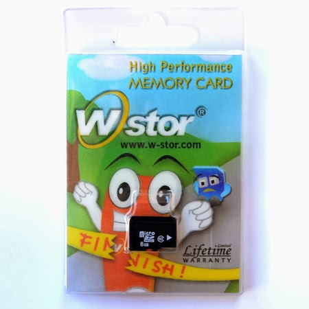Micro SD 8 GB Class 10