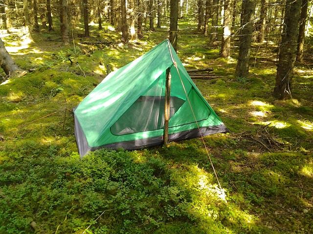 Hyttysverkko telttaan