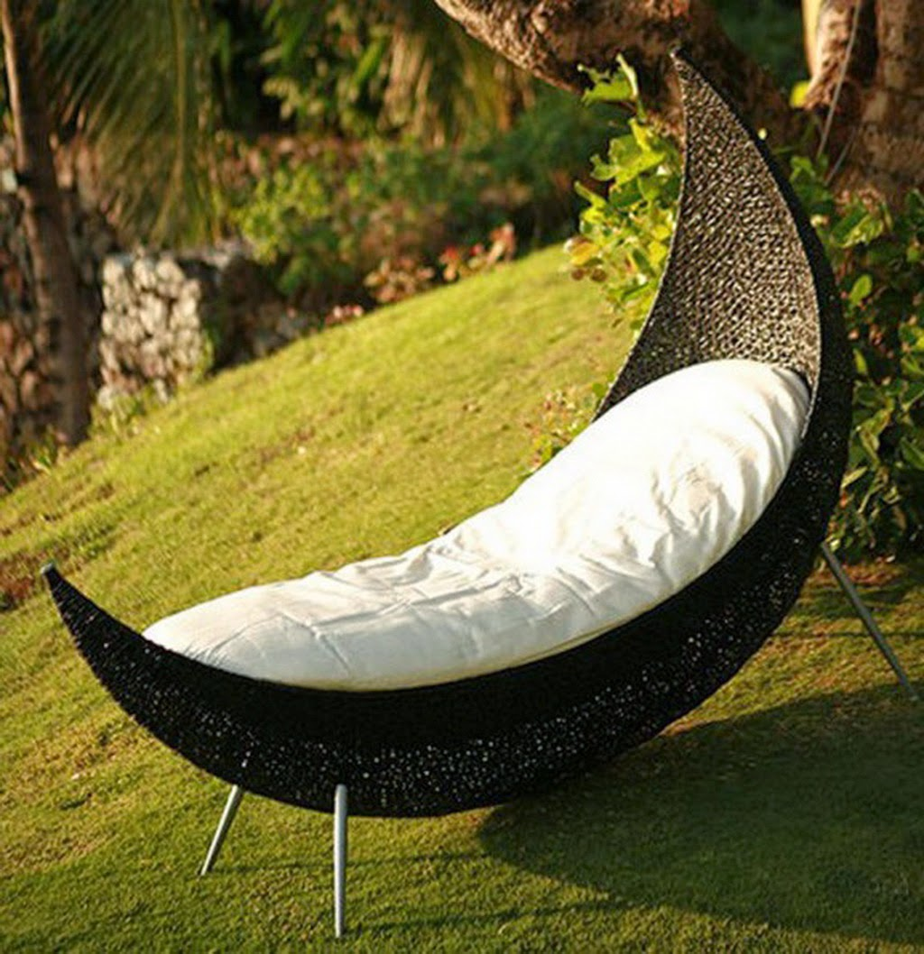 Contemporary Outdoor Furniture Rattan Modern